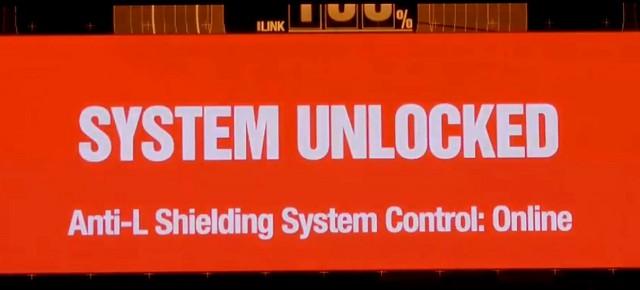 Attivazione del Sistema di schermatura anti-L