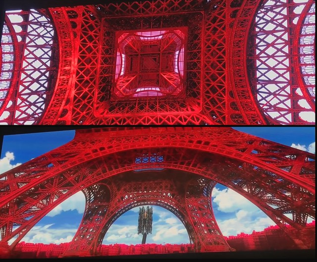 Immagini di apertura di AVANT 1 - La Torre Eiffel di Parigi