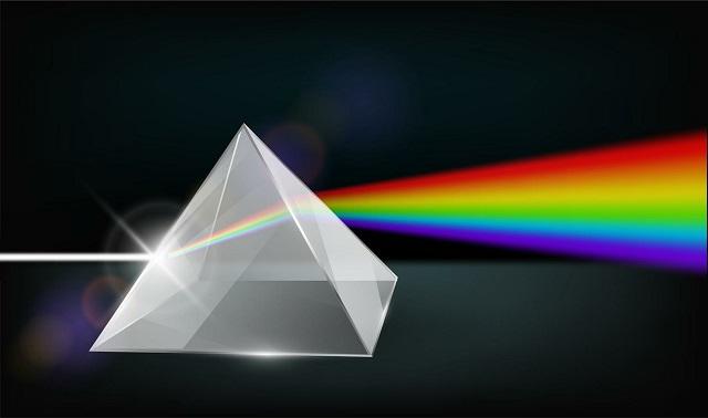 Luce bianca e spettro colorato. Nel Rebuild ci sono molteplici realtà sovrapposte?