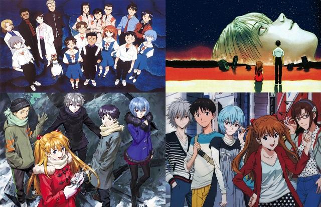 Evangelion franchise
